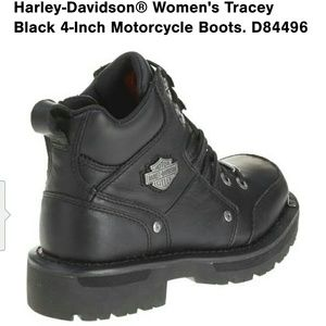 Harley Davidson Tracey boots